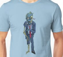 Zombie in a suit Unisex T-Shirt