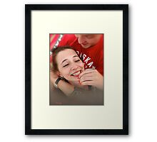Those were the days . Tribute to Mary Hopkin . Framed Print