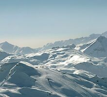 Mountain Panorama by russw