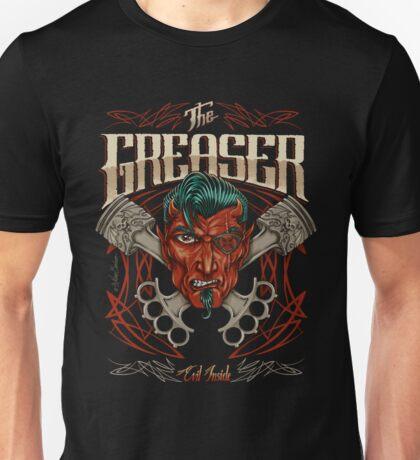 The Greaser Evil Inside Unisex T-Shirt