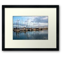 Royal Queensland Yacht Squadron Framed Print