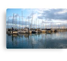 Royal Queensland Yacht Squadron Canvas Print