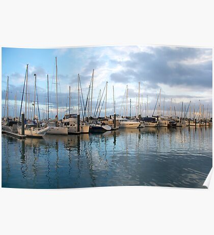 Royal Queensland Yacht Squadron Poster