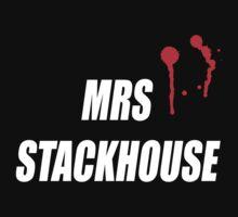 Mrs Stackhouse (TrueBlood) by Marjuned