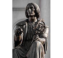 Nicolaus Copernicus. Photographic Print