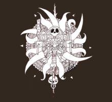 Aztec Demon by ClyMothershop