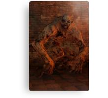 Undead Monstrosity Canvas Print
