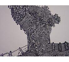 'Tree of reality' Photographic Print