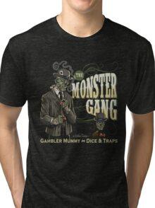 Dice & Traps Tri-blend T-Shirt