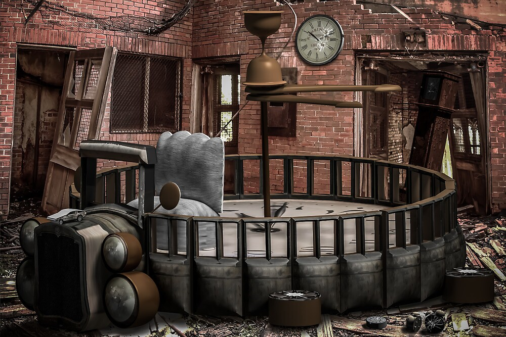 Time After Time by Randy Turnbow