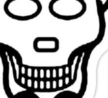 Dead Groom Walking Sticker