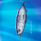 Striped Tuna by David Pearce