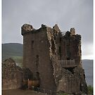 urquhart castle by kippis