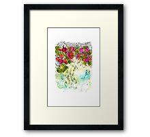 Rose Hips Framed Print