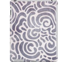 Decorative pattern iPad Case/Skin