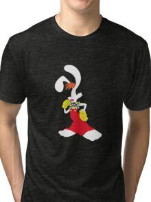 roger rabbit Tri-blend T-Shirt
