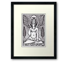 cypress hill Framed Print