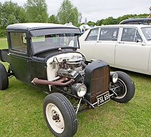 Ford Truck Body Style  by Keith Larby