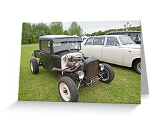 Ford Truck Body Style  Greeting Card