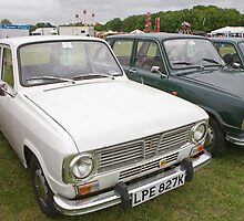 Renault 6L 1972 by Keith Larby