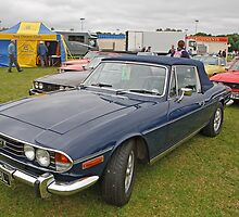 Triumph Stage Auto 2997cc by Keith Larby
