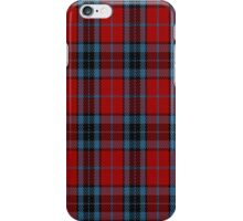 02728 Thompson/Thomson/MacTavish #2 Clan/Family Tartan Fabric Print Iphone Case iPhone Case/Skin