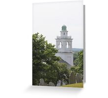 The Church of the Pilgrimage, Plymouth, Massachusetts Greeting Card