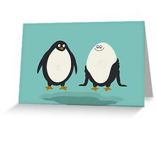 bathing suit Greeting Card