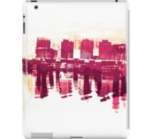Docklands iPad Case/Skin