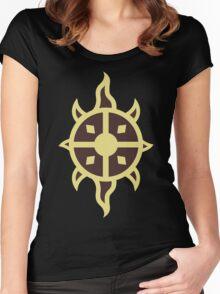 Dawngaurd (Faction) Women's Fitted Scoop T-Shirt