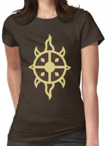 Dawngaurd (Faction) Womens Fitted T-Shirt