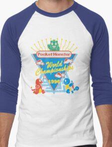 World Championship Men's Baseball ¾ T-Shirt