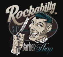 Rockabilly Barber Shop by NanoBarbero