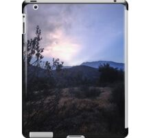 Blue Morning iPad Case/Skin