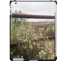 The Rusty Fence iPad Case/Skin