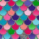 Rainbow Fish by alexistitch