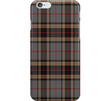 02736 Thompson/Thomson-/MacTavish (special grey) Clan/Family Tartan Fabric Print Iphone Case  iPhone Case/Skin
