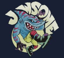 Jawsome! One Piece - Short Sleeve