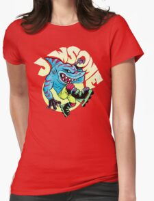 Jawsome! Womens Fitted T-Shirt