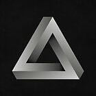 Infinite Triangle by error23