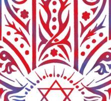 Hamsa Hand 3 Sticker