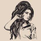 Icon: Amy Winehouse by BDalke