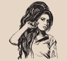 Icon: Amy Winehouse by BDalke