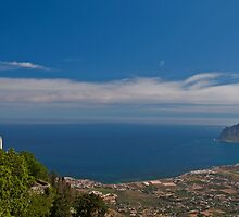 Erice, Sicily by JMChown