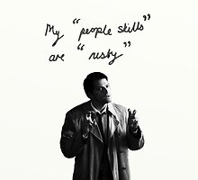 "My ""people skills"" are ""rusty"" Ipod by Katy177"