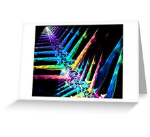 Infinate Spine Greeting Card