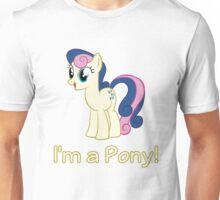 BonBon is a pony Unisex T-Shirt