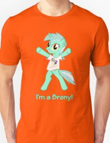Lyra is a Brony! T-Shirt