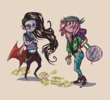 Scream Queens by GeekyBeans