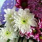 Beautiful Bouquet - Vibrant Gerberas and Dahlias  by MidnightMelody